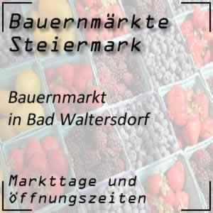 Bauernmarkt Bad Waltersdorf