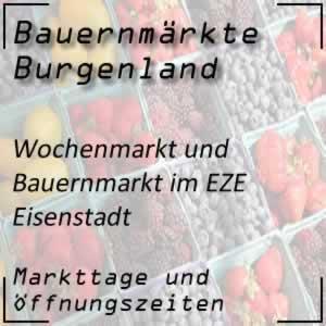 Wochenmarkt und Bauernmarkt Eisenstadt