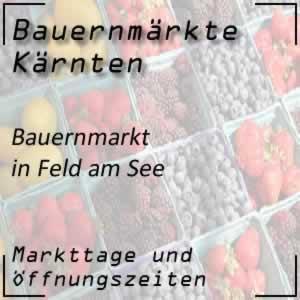 Bauernmarkt Feld am See