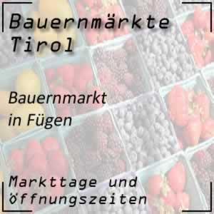 Bauernmarkt Fügen
