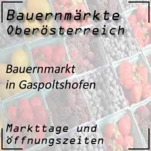 Bauernmarkt Gaspoltshofen