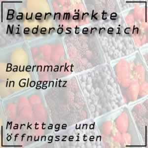 Bauernmarkt Gloggnitz