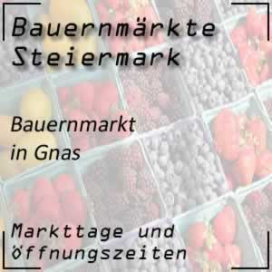 Bauernmarkt Gnas