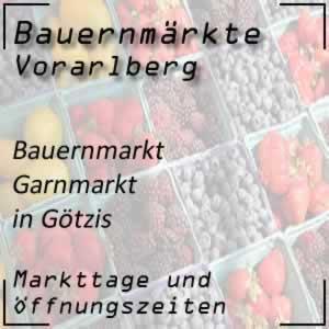 Wochenmarkt Götzis