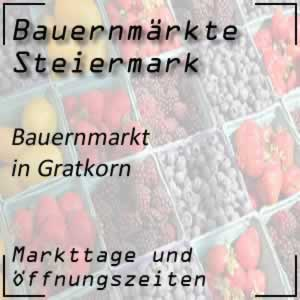 Bauernmarkt Gratkorn