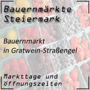 Bauernmarkt Gratwein-Straßengel