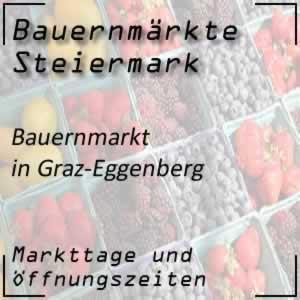 Bauernmarkt in Graz-Eggenberg