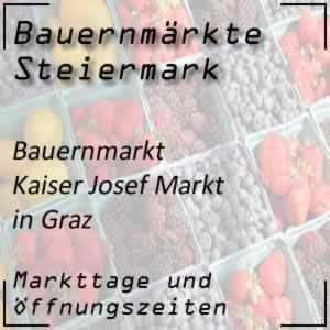 Graz Kaiser Josef Markt