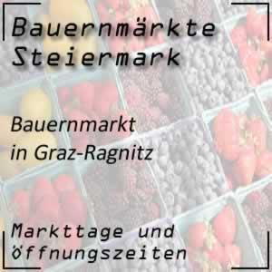 Bauernmarkt in Graz-Ragnitz