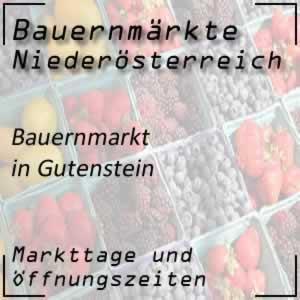 Bauernmarkt Gutenstein