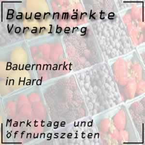 Wochenmarkt Hard