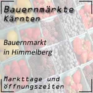 Bauernmarkt Himmelberg Kärnten