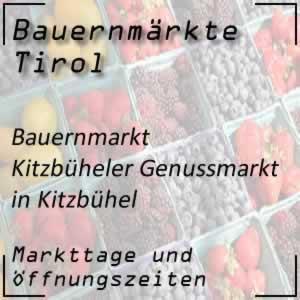 Genussmarkt Kitzbühel