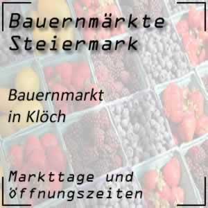 Bauernmarkt Klöch