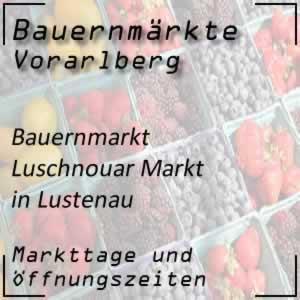 Bauernmarkt Lustenau