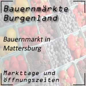 Bauernmarkt Mattersburg