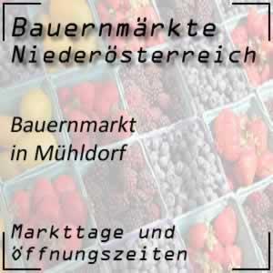 Bauernmarkt Mühldorf mit den Öffnungszeiten