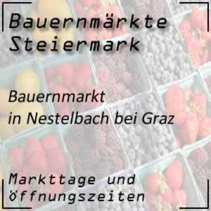 Bauernmarkt Nestelbach bei Graz