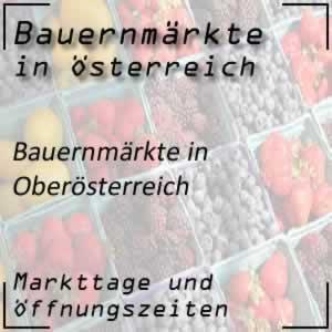 Bauernmarkt Oberösterreich