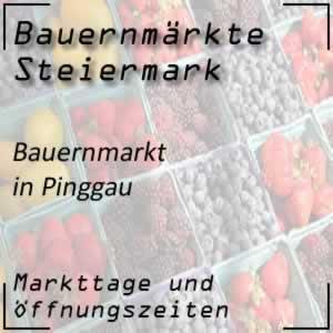 Bauernmarkt Pinggau