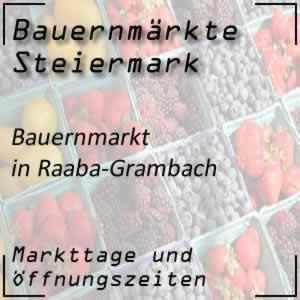 Bauernmarkt Raaba-Grambach