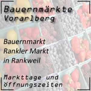 Bauernmarkt Rankweil
