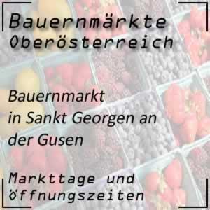 Bauernmarkt Sankt Georgen an der Gusen