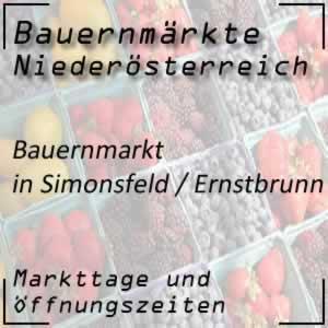 Bauernmarkt Ernstbrunn Simonsfeld