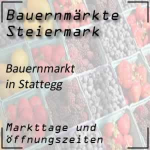 Bauernmarkt Stattegg mit den Öffnungszeiten