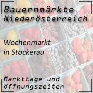 Wochenmarkt Stockerau
