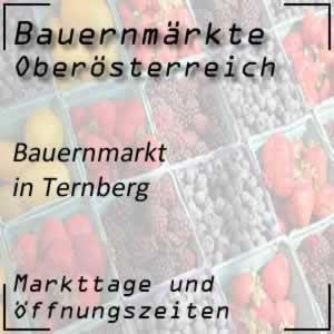 Bauernmarkt Ternberg mit den Öffnungszeiten
