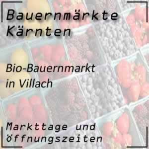 Bio-Bauernmarkt in Villach