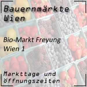 Bauernmarkt Bio-Markt Freyung mit den Öffnungszeiten
