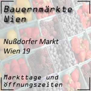 Nußdorfer Markt