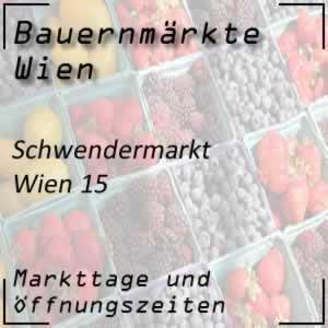 Bauernmarkt Schwendermarkt mit den Öffnungszeiten