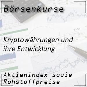 Kryptowährungen und ihre Entwicklung