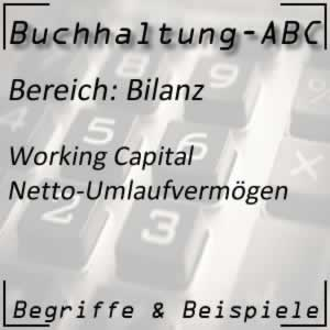 Buchhaltung Working Capital