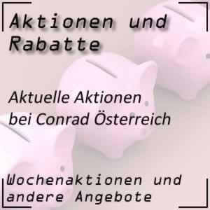 Aktuelle Aktionen bei Conrad Österreich