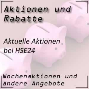 Aktionen HSE24