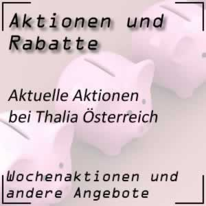 Aktuelle Aktionen bei Thalia Österreich