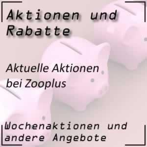 Aktionen Zooplus