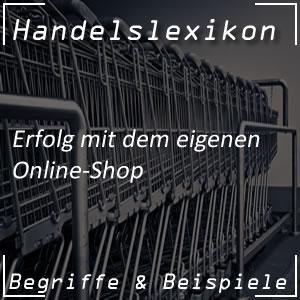 Erfolg mit dem eigenen Online-Shop
