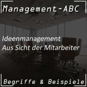 Ideenmanagement für Mitarbeiter