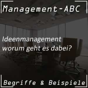 Ideenmanagement im Unternehmen