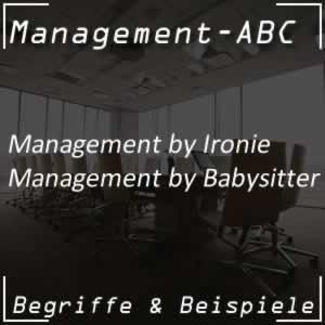 Management by Babysitter