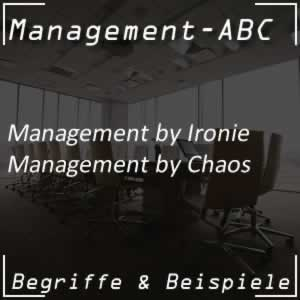 Management by Chaos
