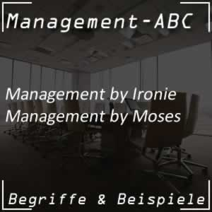 Management by Moses