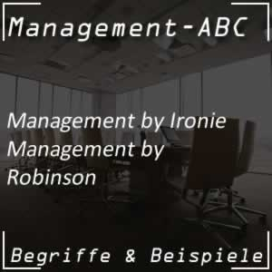 Management by Robinson