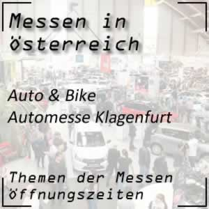 (Apr 20) Auto & Bike Klagenfurt