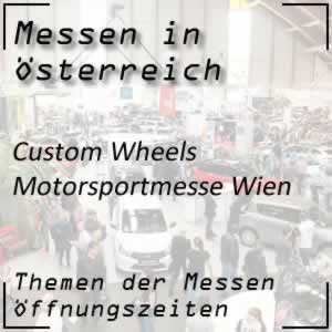 (Okt 19) Custom Wheels Wien